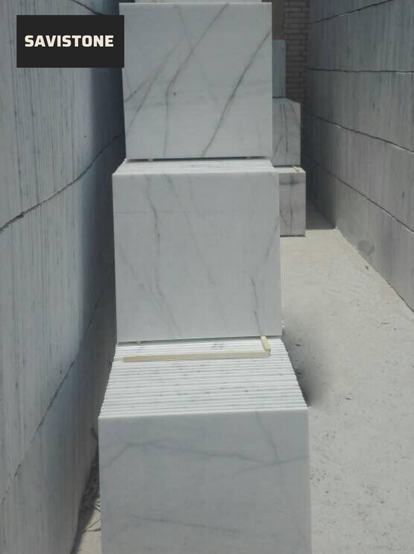 Wholesale Trend White Marble