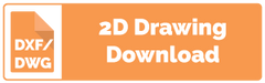 LHF300 2D DXF Drawing | Smart Vision Lights