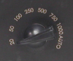 XR256 Strobe Cannon Dial