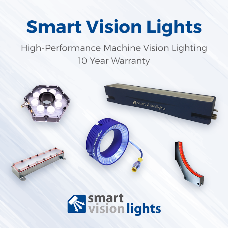 Smart Vision Lights Machine Vision Illumination Mobile