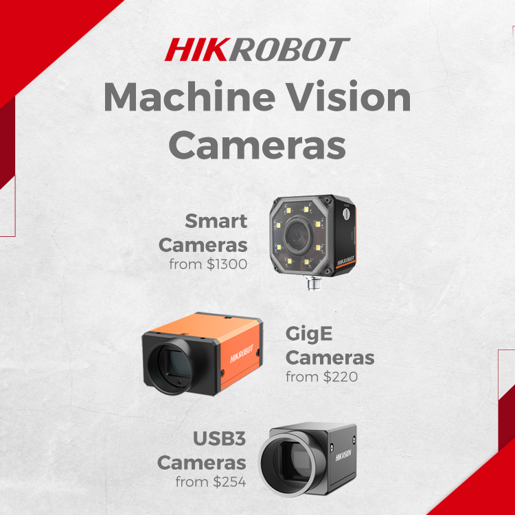 HIKROBOT Machine Vision Cameras Mobile