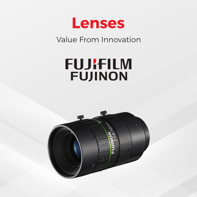 Fujinon Machine Vision Lenses Mobile