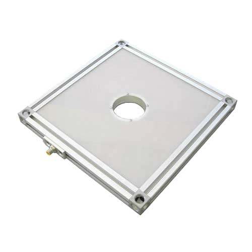DLP-190x190 Diffuse Light Panel Ring Light - Machine Vision Direct