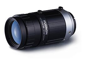 "Fujinon HF12XA-5M Lens 12mm 5MP 2/3"" f/1.6 C-Mount - Machine Vision Direct"