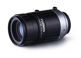 "Fujinon HF16XA-5M Lens 16mm 5MP 2/3"" f/1.6 C-Mount - Machine Vision Direct"