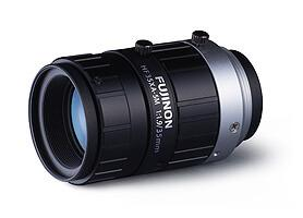 "Fujinon HF35XA-5M Lens 35mm 5MP 2/3"" f/1.9 C-Mount - Machine Vision Direct"