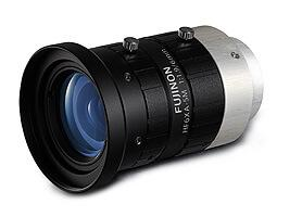 "Fujinon HF6XA-5M Lens 6mm 5MP 2/3"" f/1.9 C-Mount - Machine Vision Direct"