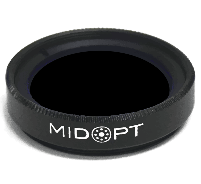 MidOpt BP1000 Short-Wave Infrared Bandpass Filter - Machine Vision Direct
