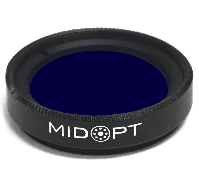 MidOpt BP324 Near-UV Bandpass Filter - Machine Vision Direct