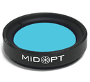 MidOpt BP485 Absorptive Visible Bandpass/Near-IR Block Filter - Machine Vision Direct