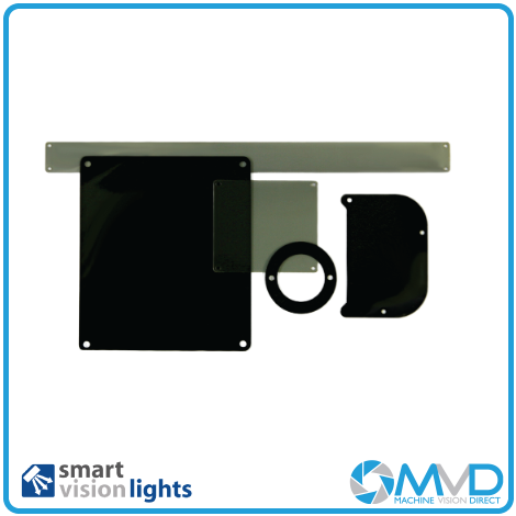"L300-LP Linear Polarizer for Linear Light L300/ODL300 ""Connect-A-Light"" - Machine Vision Direct"