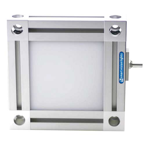 "MOBL-150x150 Maximum Output Backlight (6"" x 6"") - Machine Vision Direct"