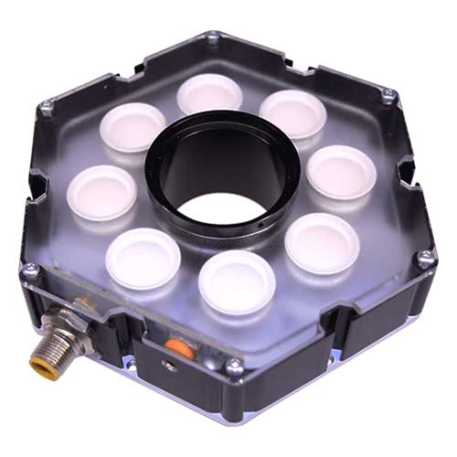 RC130 Near Collimated EZ Mount Ring Light - Machine Vision Direct
