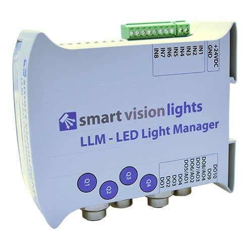 LED Light Manager (LLM) - Machine Vision Direct