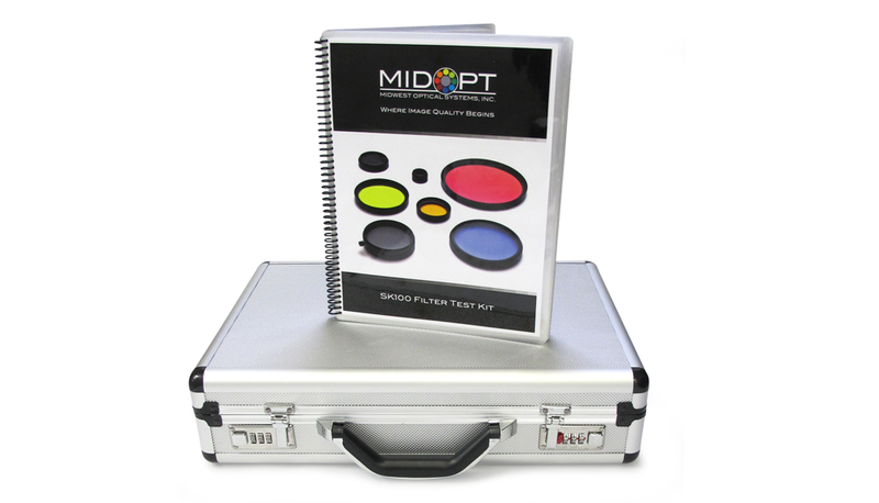 MidOpt SK100 Machine Vision Filter Kit - Machine Vision Direct