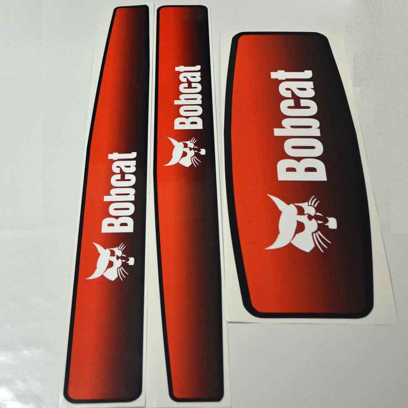 Bobcat 322 Decal Sticker Set