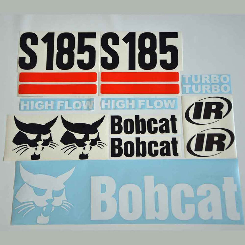 Bobcat S185 Decal Set (2003up)