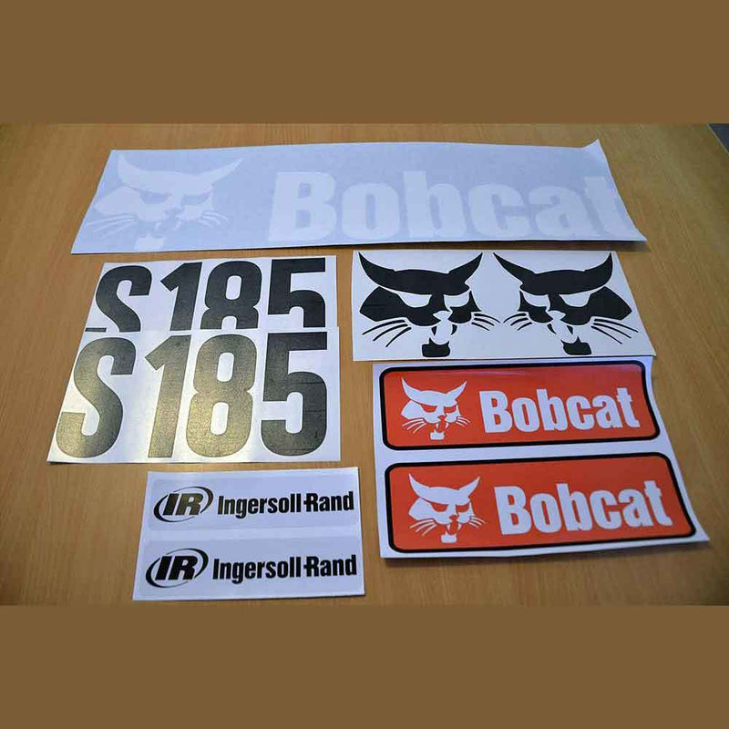 Bobcat S185 Decal Set