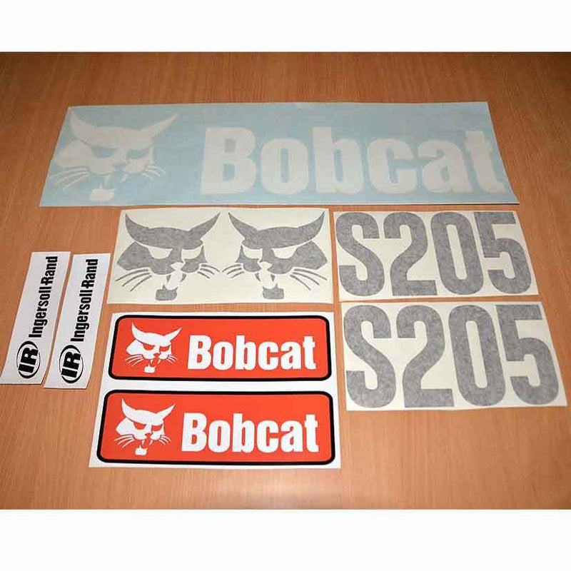 Bobcat S205 Decal Set