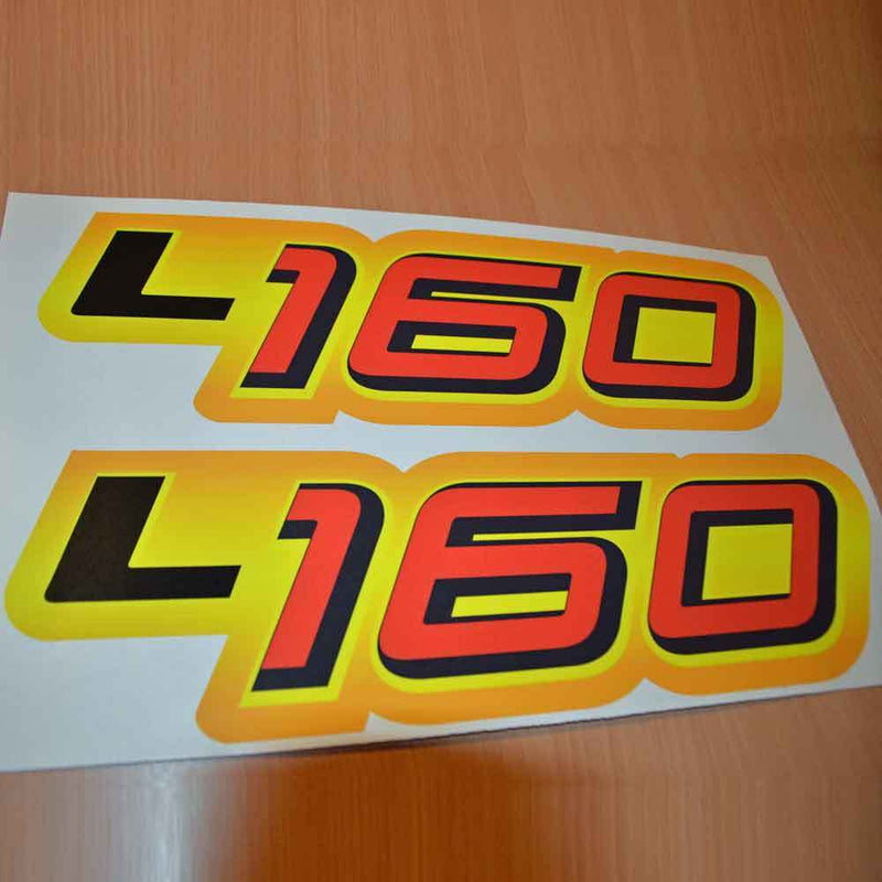 New Holland L160 Decal Set
