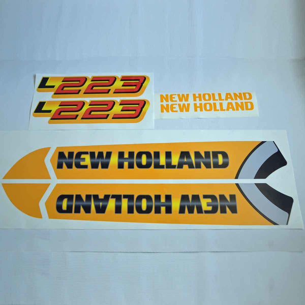 New Holland L223 Decal Set