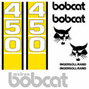 Bobcat 450 Decal Set