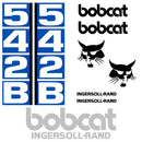 Bobcat 542 B Decal Set