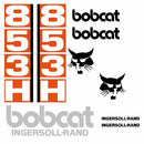 Bobcat 853H Decal Stickers