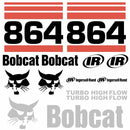 Bobcat 864G Decal Set