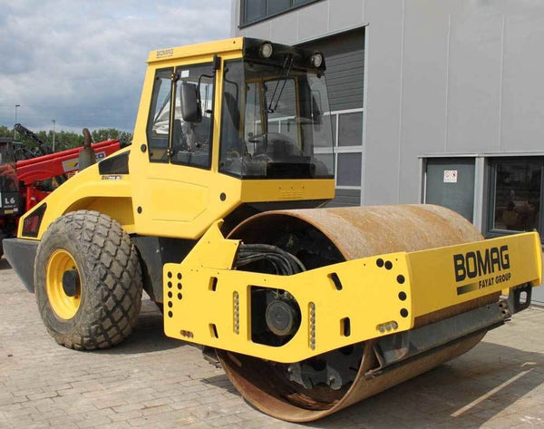 Bomag 211D Decal Sticker Set