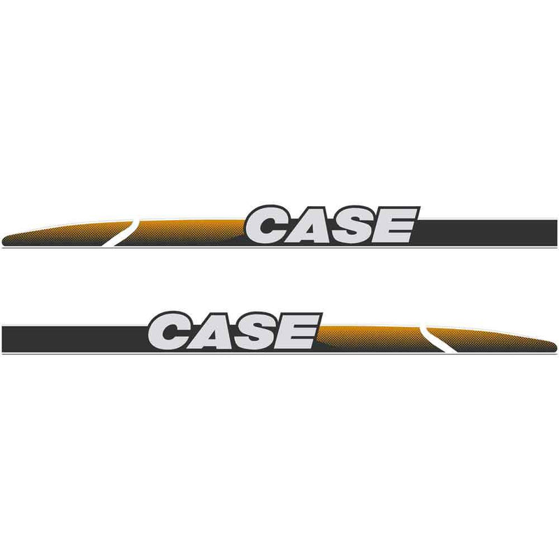 Case Loader Arm Decals
