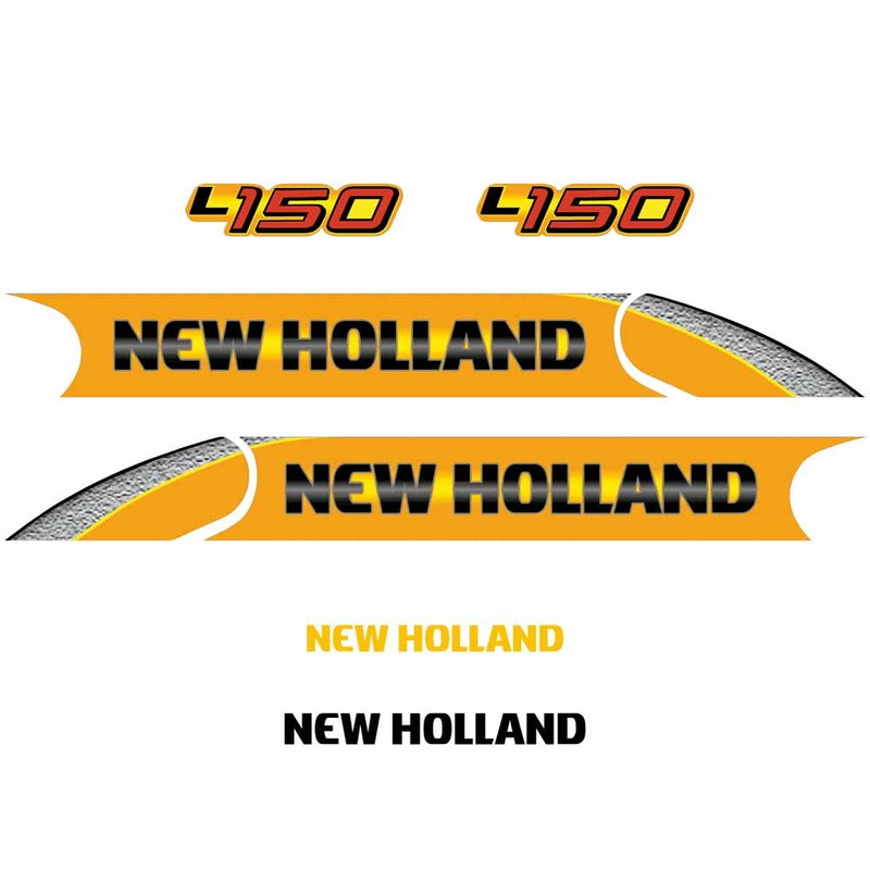 New Holland L150 Decal Set
