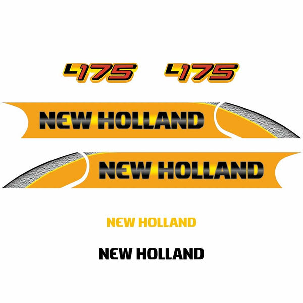 New Holland L175 Decal Set