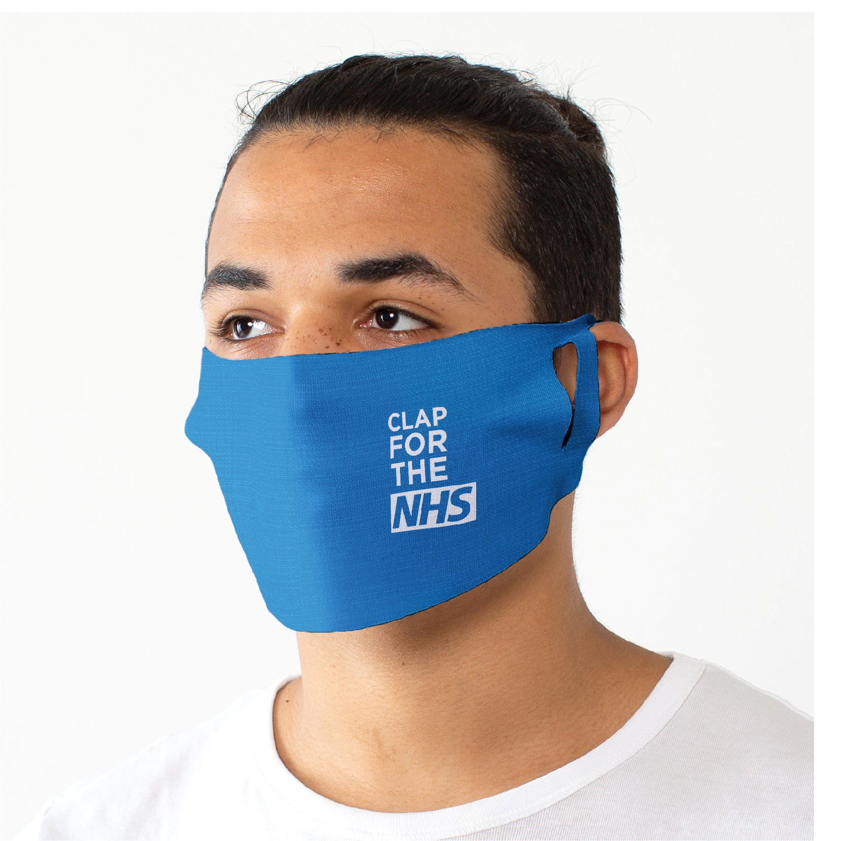 NHS Blue Clap - Single Ply