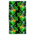 Load image into Gallery viewer, Snood -  Tropical Green