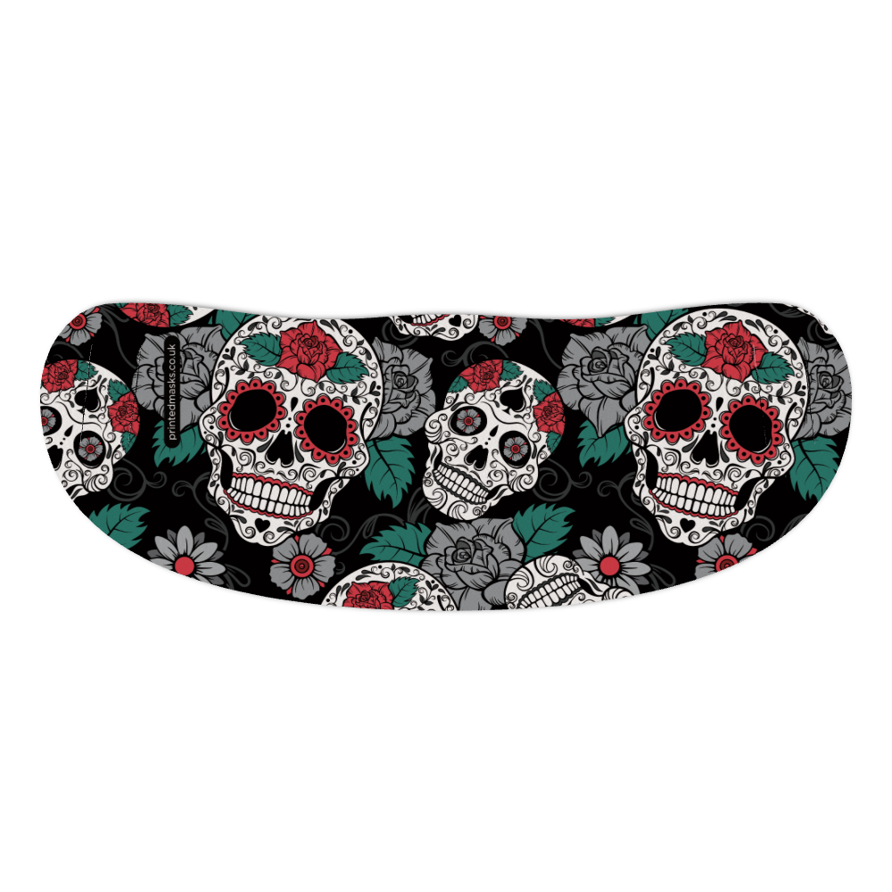 Skulls and Roses - Single Ply