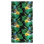 Load image into Gallery viewer, Snood - Tropical Black