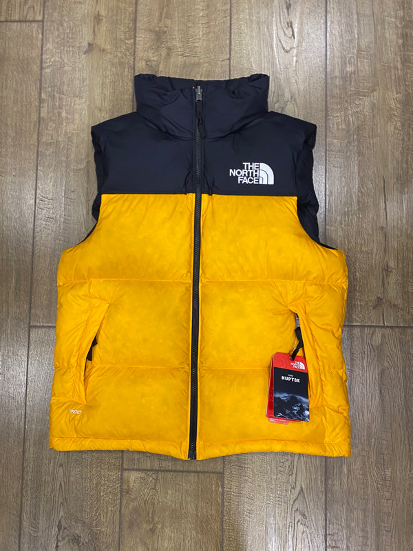 The North Face 1996 Retro Nuptse Vest - Summit Gold