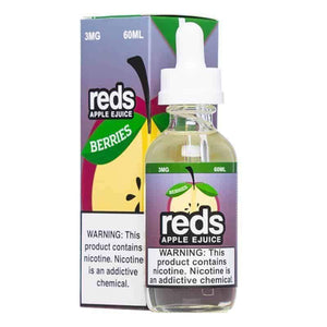 7 Daze Berries Reds Apple - 60mL-EJuice-Online