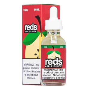 7 Daze Reds Apple - 60mL-EJuice-Online