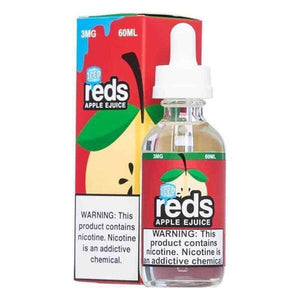 7 Daze Reds Apple ICED - 60mL-EJuice-Online