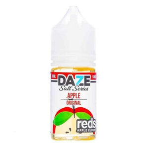 7 Daze Salt Reds Apple - 30mL-EJuice-Online