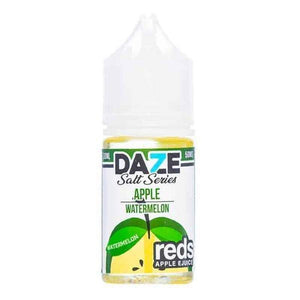7 Daze Salt Reds Watermelon - 30mL-EJuice-Online