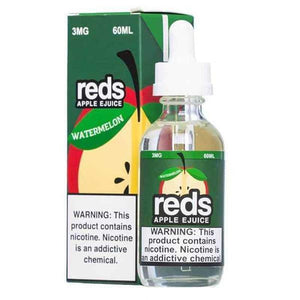 7 Daze Watermelon Reds Apple - 60mL-EJuice-Online