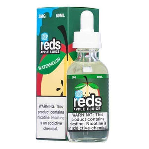 7 Daze Watermelon Reds Apple ICED - 60mL-EJuice-Online