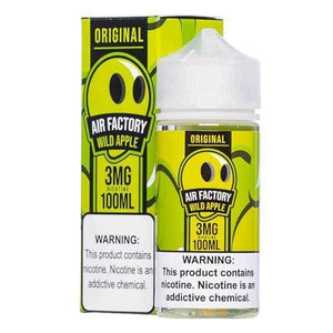 Air Factory Wild Apple - 100mL-EJuice-Online