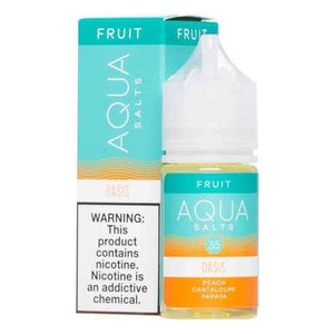 Aqua Salts Oasis - 30mL-EJuice-Online