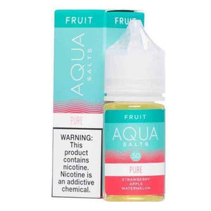 Aqua Salts Pure - 30mL-EJuice-Online