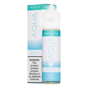 Aqua Sweets Blue Razz - 60mL-EJuice-Online