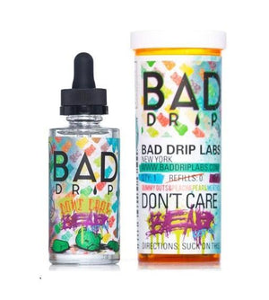Bad Drip Labs Don't Care Bear Iced Out - 60mL